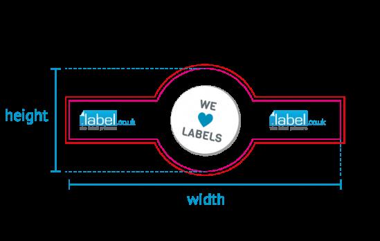 Tamper Proof Label Measurement Guide 2