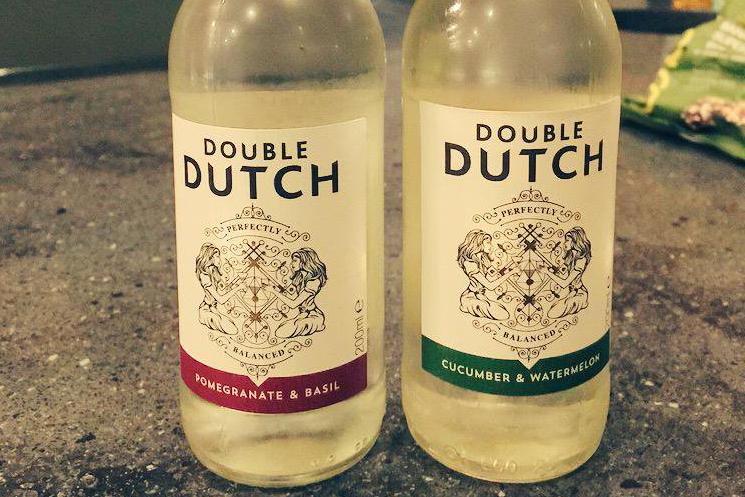 Double Dutch Front Label
