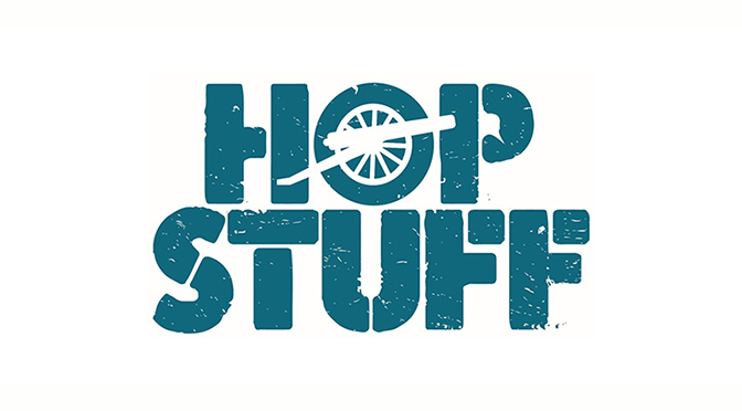 Hop Stuff Brewery Banner Website