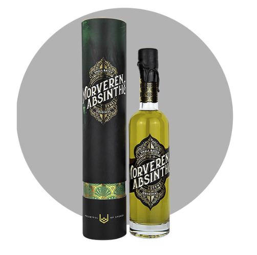 Morveren Absynthe Bottle
