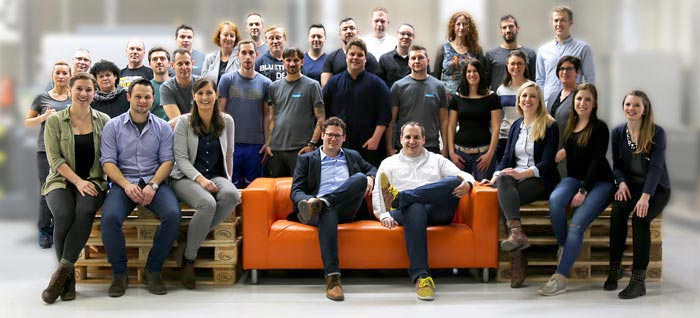 Teamfoto-Footer