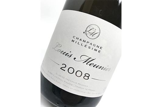 étiquettes champagne