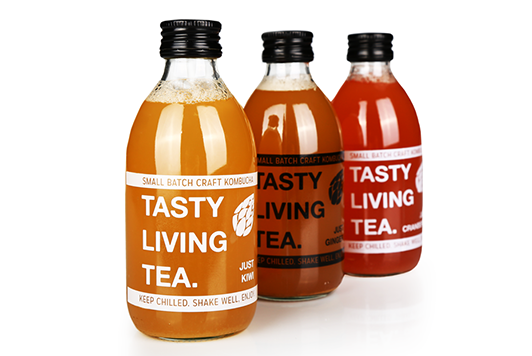 Achieve the no label look with clear labels